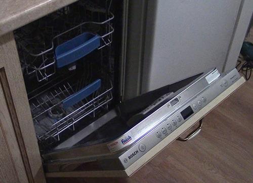 Установка посудомоечной машины в Киеве